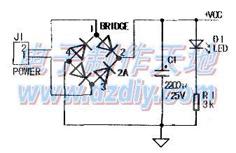 如何用LA4445集成电路制作音频功率缩小器