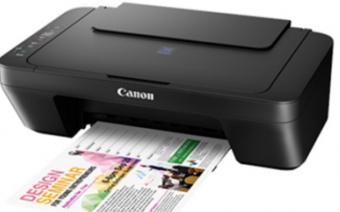 教学模式趋向信息化智能化,佳能E418学生用喷墨打印机走进家庭