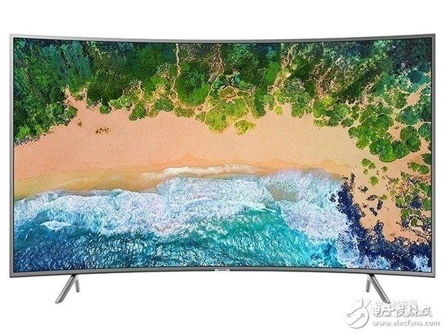 三星推出最新款UA55NU7300电视可视角度为178度,最低待机功耗0.3W