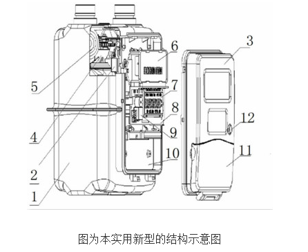 階梯計費智能燃氣表的原理及設計