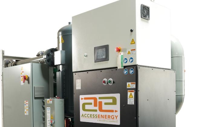 Access Energy在中国推出超高效余热回收系统