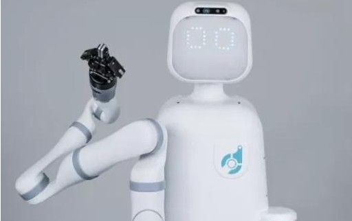 国外医院出现社交智能机器人 一款会微笑的机器人