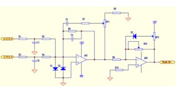 反相加法器EWB電路仿真的詳細資料免費下載