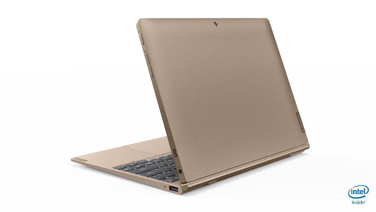 联想ideapad D330笔记本,采用LPDDR4低功耗设计,可以连续视频播放12小时
