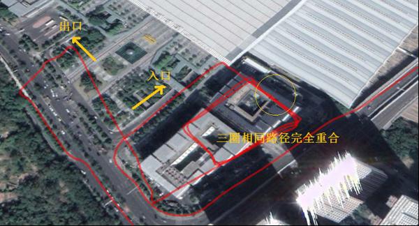 卫星+惯性导航模块SKM-4DX的路测数据报告2(小轿车导航测试篇)