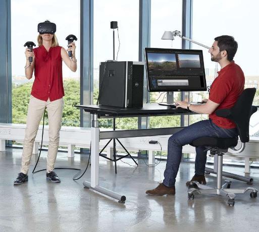 沃尔玛与Strivr公司合作,在VR培训课程中模...