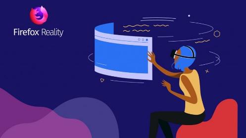 Mozilla正在开发一款用于VR、AR和MR设...