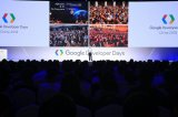谷歌开发者大会:参展技术公司暗中较劲