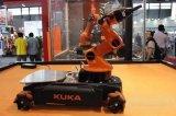 浅析移动机器人自主工作所需要的传感器