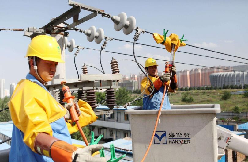 移动互联网技术在配电运检的应用