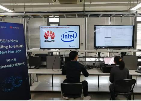 华为联合英特尔共同完成了基于R15协议的SA架构的测试