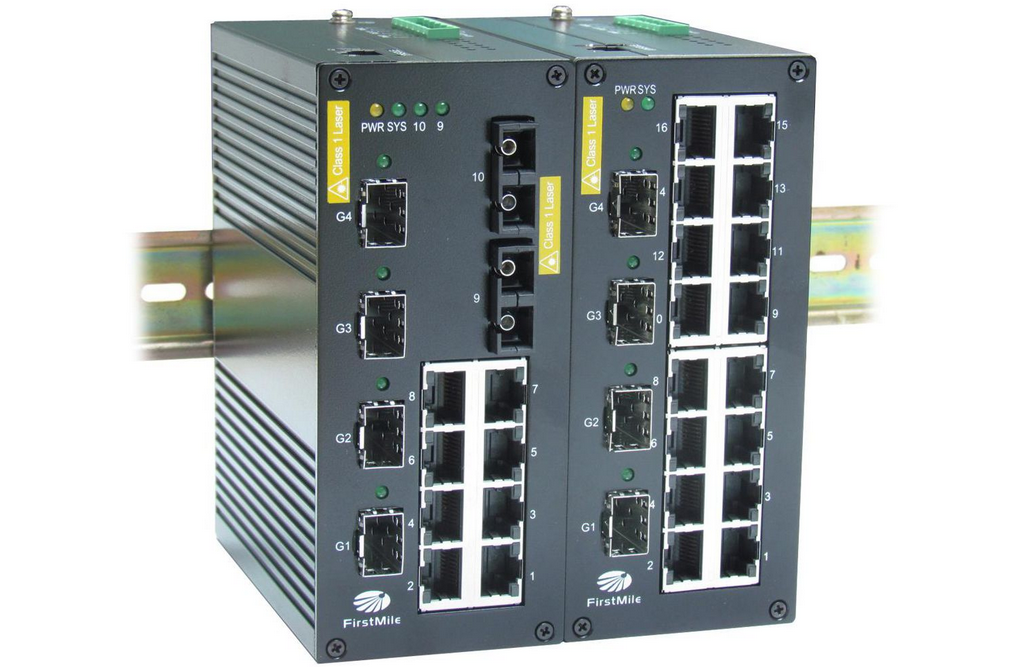 运用工业以太网交换机对构造电力综合自动化系统特点...