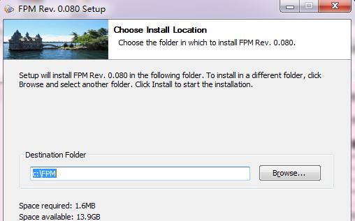 ALLEGRO FPM_0.080封装制作软件免费下载