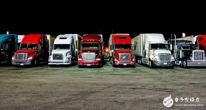 区块链技术正在进军货运运输业