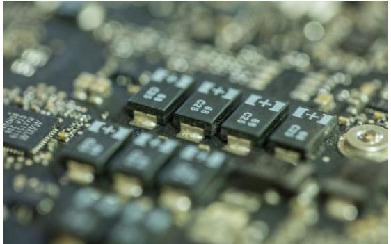 电阻,电容,晶体管,蜂鸣器,电感,桥堆,晶振,继电器电子元件资料介绍