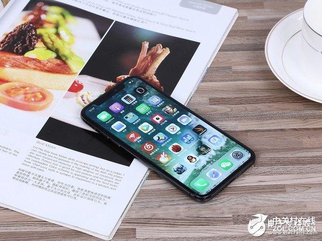 iPhone X采用5.8英寸刘海形OLED屏设...