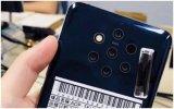 诺基亚新手机配备5个摄像头 你见过没?