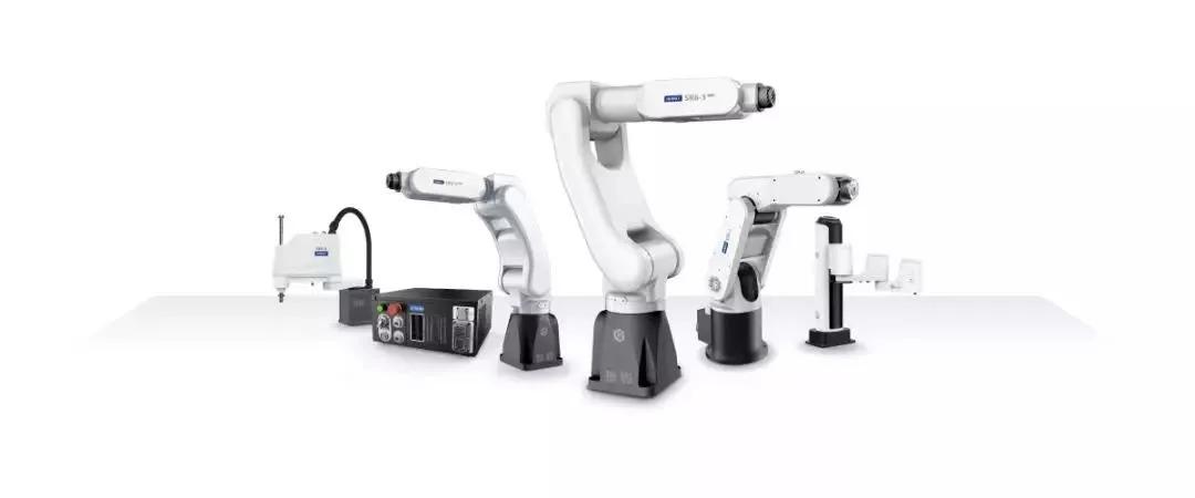 来看看工业机器人是如何编程艺术的