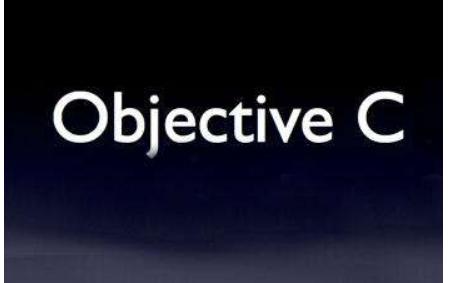 iOS系统iPhone的Objective C开发的笔记