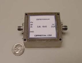 世界首款可优化传输特性的宽带功率放大器用户允许范围在80MHz至6GHz