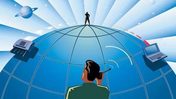 当今世界新一代信息通信技术为代表的信息革命方兴未艾
