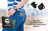 赛普拉斯发布全新蓝牙®音频解决方案