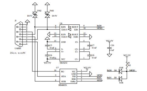 PLC-M20完整原理線路圖資料免費下載