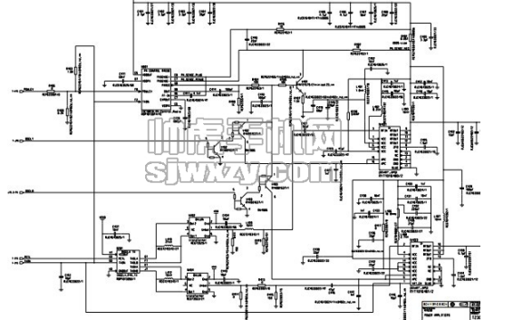 如何看懂手机电路图轻松维修手机?