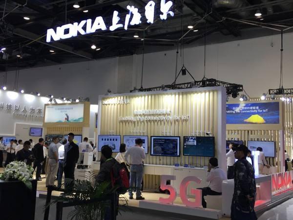 诺基亚贝尔在PT展上展示出数字化社会和5G的无限可能
