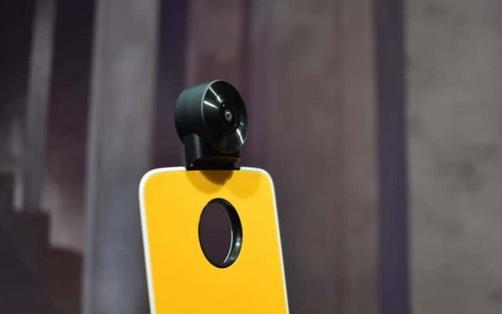 摩托羅拉也計劃為旗下產品配備三攝像頭