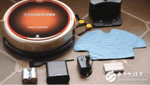 斐纳TF-880S智能扫地机器人开箱测评,智能扫地机器人真的好用吗?