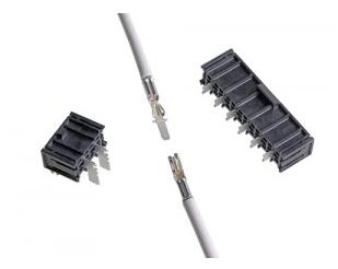 MOLEX推出的Super Sabre电源连接器系统适用于大电流应用