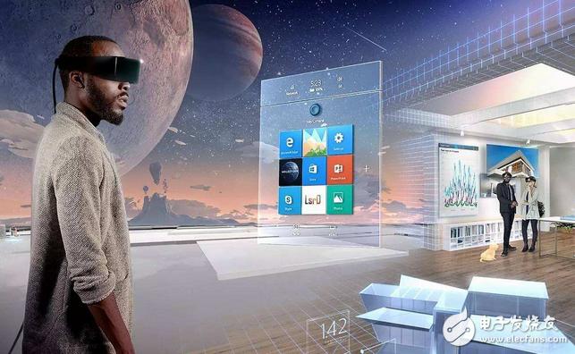 分析VR技术发展现状与未来发展的四大趋势