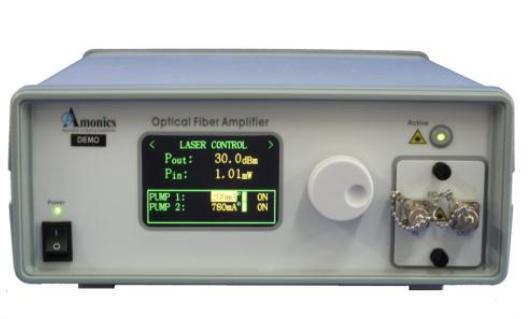 关于光放大器的现状及发展方向简单剖析