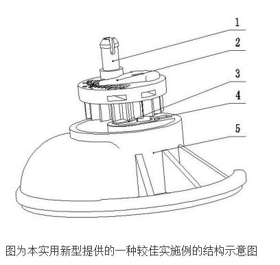 膜式燃气表防倒置装置的原理及设计