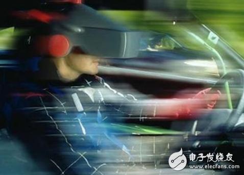 盗梦VR酒驾安全模拟系统:通过虚拟驾驶场景告诉体验者酒驾有多危险
