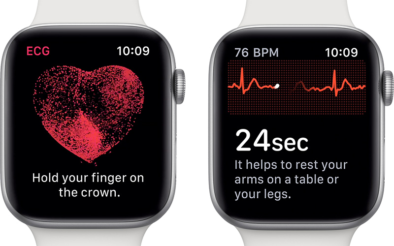 英国MHRA称Apple Watch Series 4 的ECG 功能获批尚需数年