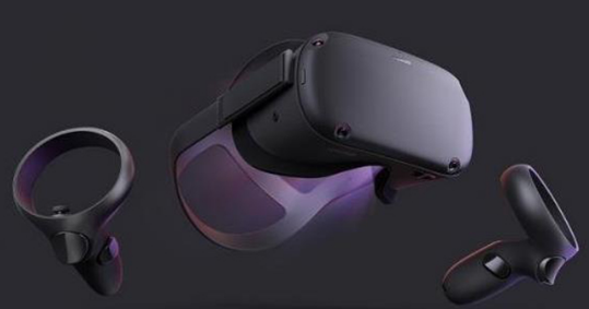 Facebook推出了一款全新能独立使用的虚拟现实VR设备