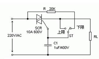 方便操作的恒温控制器设计