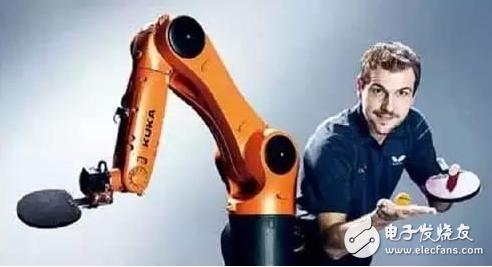 美的、碧桂园对机器人领域虎视眈眈,会给机器人行业...