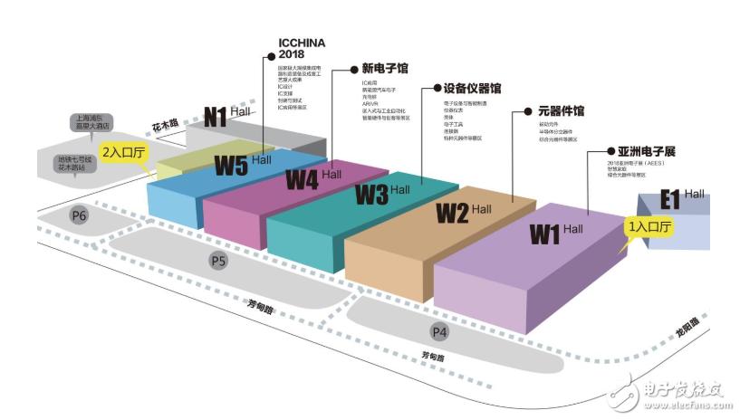 50000平米!50000人!1000家企业!92CEF强势登陆上海