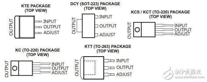 lm1117电压转换芯片的调试问题