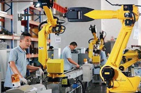 德国工业机器人预计面临国际贸易紧张加剧的局面