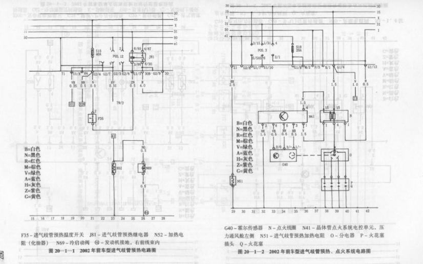 上汽奇瑞QQ3轿车发电机,底盘,电气系统的电路图资料免费下载