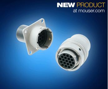 Amphenol LPT系列连接器适用于一般的工...