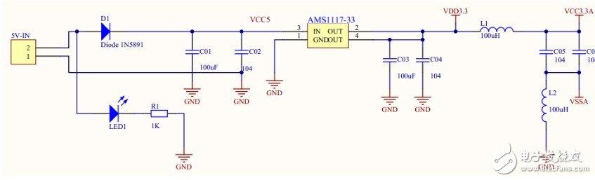 AMS1117典型电路图 浅谈AMS1117电路应用