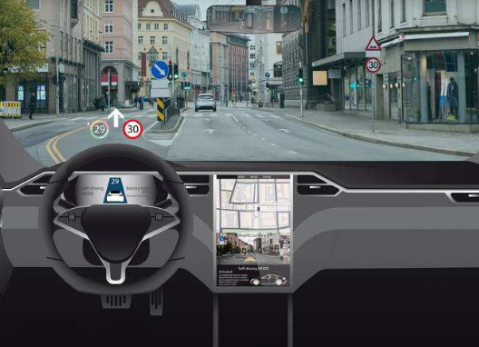 汽车电子市场正在蓬勃发展,企业之间的战争一触即发!