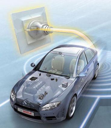 新能源和智能化 未来汽车的发展方向
