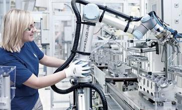 协作机器人下个十年将增长为百亿美元市场