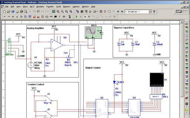 Multisim电子电路仿真软件的介绍及在实验教学中有什么作用?